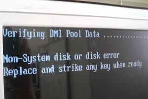 パソコンの英語のメッセージ