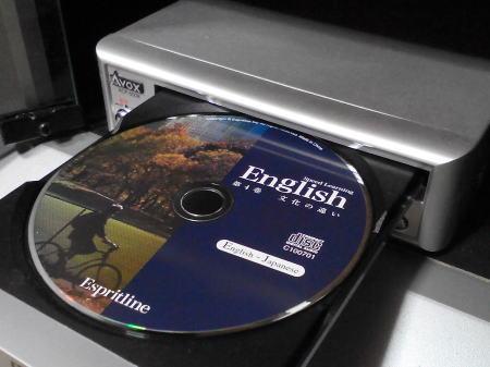 CDも聞けます