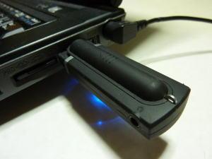 MP3プレーヤーにデータを移す