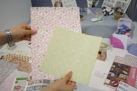 フェリシモの折り紙プログラム