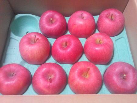 リンゴのイメージ