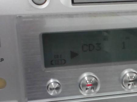 CDデッキ