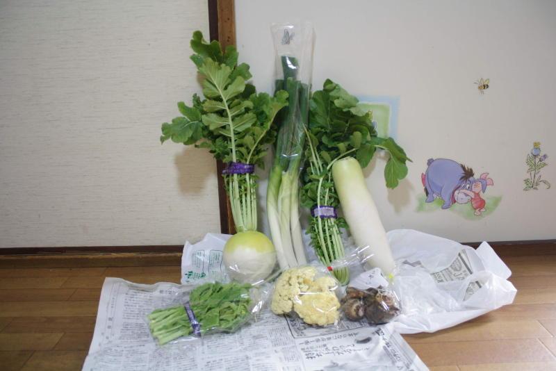 JA marceの野菜