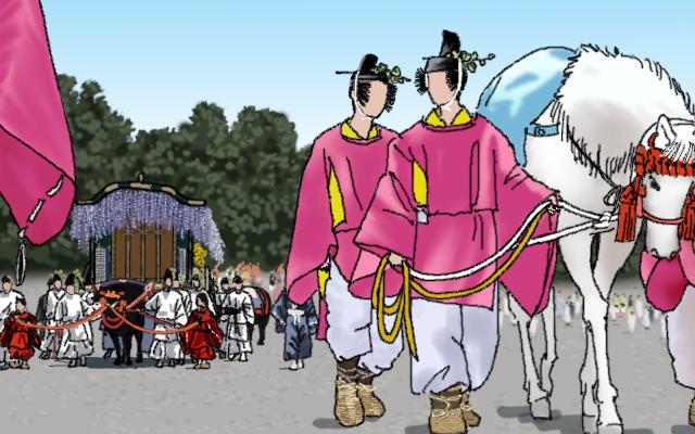 葵祭のイメージ