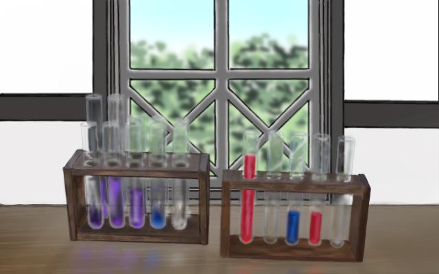 試験管のイメージ